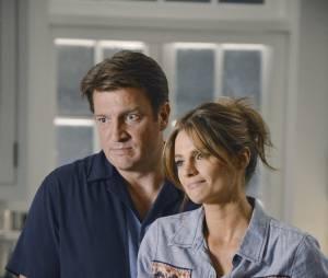 Castle saison 8 : la série assurée d'avoir une fin, Nathan Fillion et Stana Katic sur le départ ?