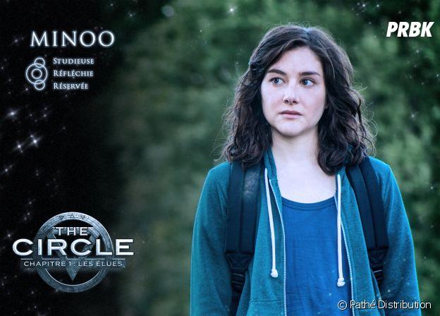 The Circle chapitre 1, les élues : les personnages