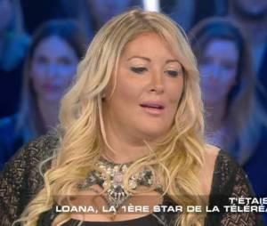 Loana parle de ses neuf tentatives de suicide dans Salut les Terriens sur Canal + le 23 avril 2016