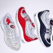 Supreme réinvente les Nike Air Max 98 en quatre couleurs