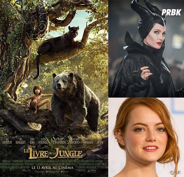 Le Livre de la Jungle 2, Maléfique 2, Cruella... tous les nouveaux projets de Disney