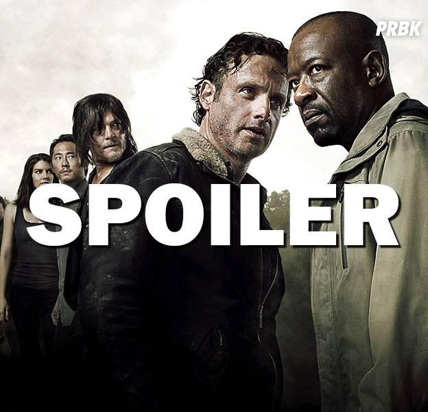 The Walking Dead saison 7 : la série entre en tournage