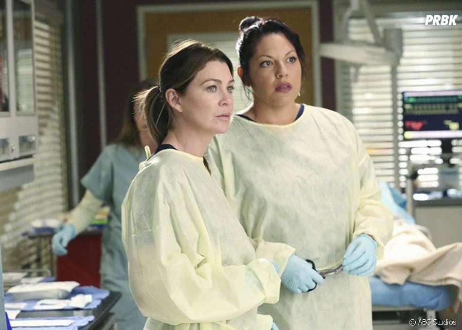 Grey's Anatomy saison 12 : Sara Ramirez sur le départ ?