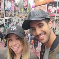 EnjoyPhoenix à New York avec un youtuber pour un gros évènement