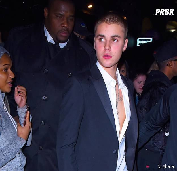 Justin Bieber ne veut plus prendre de photos avec ses fans