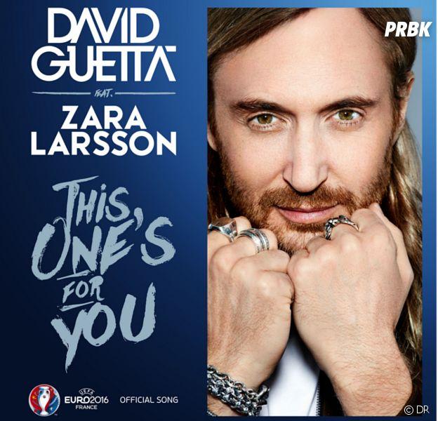 David Guetta signe l'hymne officiel de l'Euro 2016