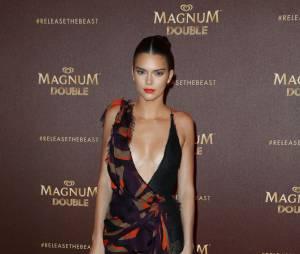 Kendall Jenner le jeudi 12 mai 2016 au Festival de Cannes