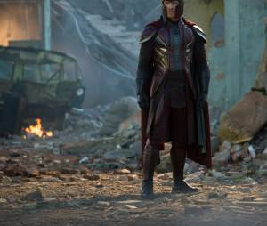 X-Men Apocalypse : Michael Fassbender sur une photo