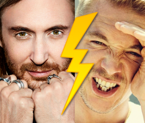 Entre David Guetta et Major Lazer, c'est la guerre !