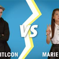 Jimmyfaitlcon vs Marie Palot : duel 2.0 délirant sur leur culture de YouTube