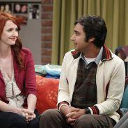 The Big Bang Theory saison 9 : deux copines pour Raj ? Kunal Nayyar adore