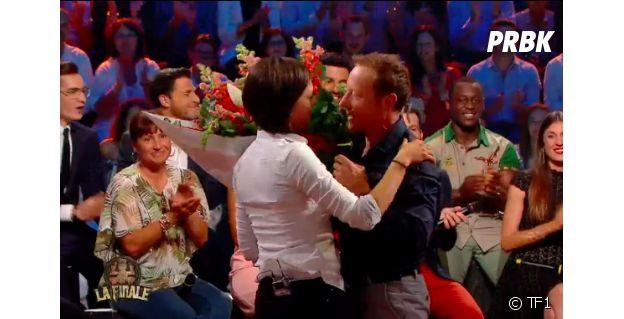 Koh Lanta : Alain offre des fleurs à Wendy