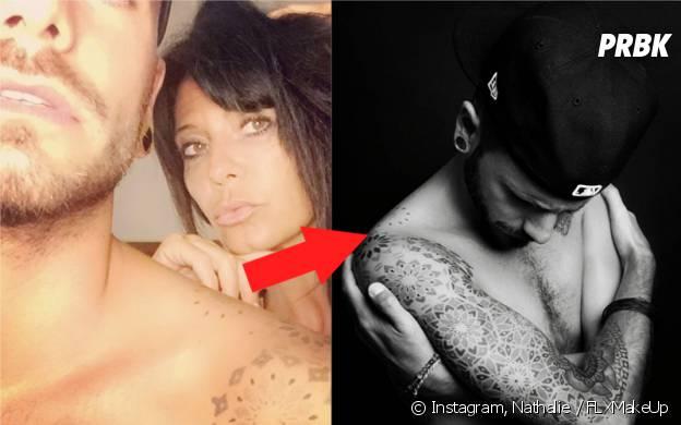 Nathalie (La villa des coeurs brisés 2) : des tatouages similaires