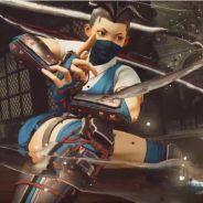 Street Fighter 5 : Ibuki dévoile ses charmes en vidéo