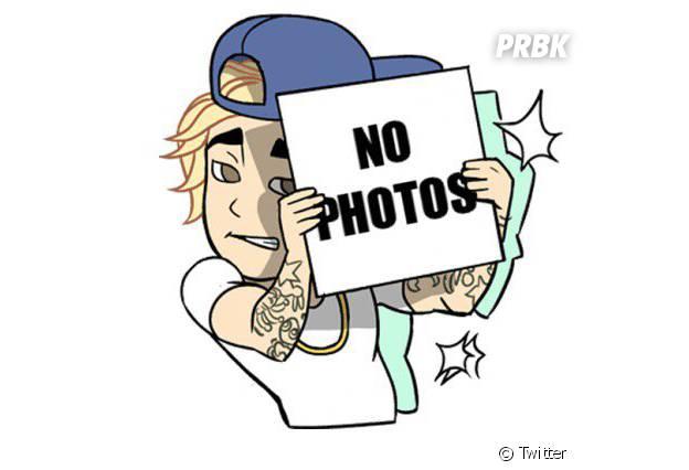 Justin Bieber : ses emojis dévoilés