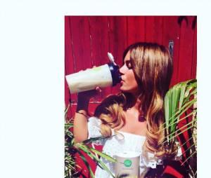 Carla Moreau (Les Marseillais South Africa) : son ombré hair caramel/châtain dévoilé sur Instagram