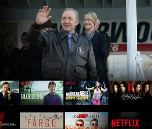 Breaking Bad, The Walking Dead... les séries dévorées sur Netflix