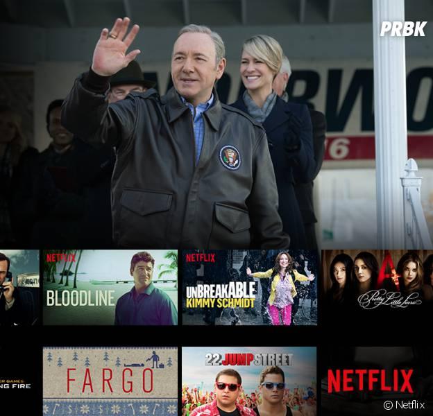 Breaking Bad, The Walking Dead... les séries dévorées sur Netflix