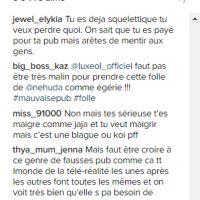 Nehuda (Les Anges 8) fait du placement de produit minceur et se fait clasher sur Instagram