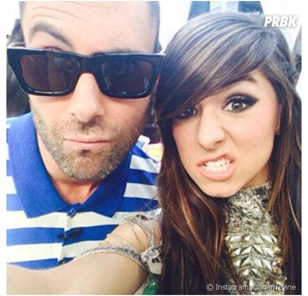 Adam Levine fait un incroyable don à la famille de Christina Grimmie