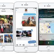 iOS 10 : écran intelligent, encre invisible, messages vivants, souvenirs photos... Apple tape fort