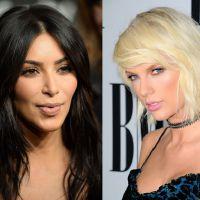 Kim Kardashian clashe Taylor Swift et défend Kanye West, la chanteuse lui répond