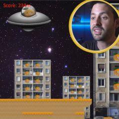Le Grand JD dévoile un jeu vidéo adapté d'une de ses vidéos