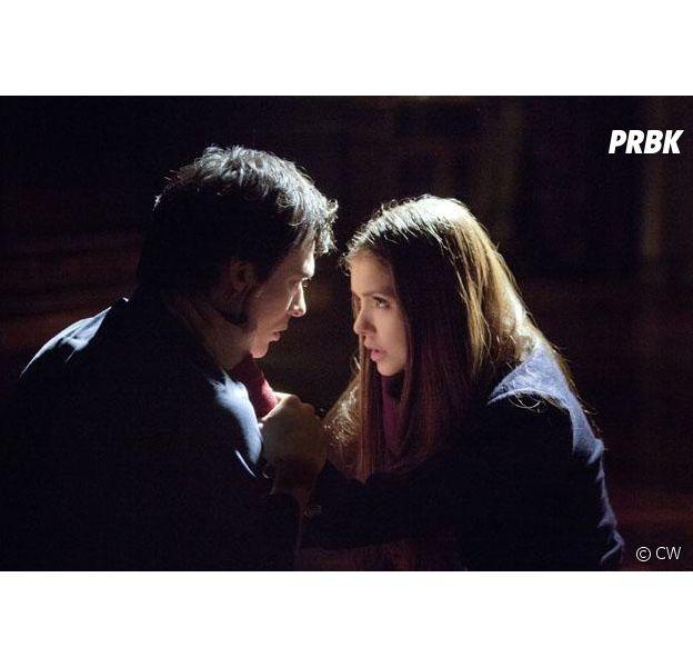 The Vampire Diaries saison 8 : Ian Somerhalder pas fan du couple Damon/Elena