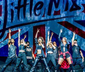 Les Little Mix en concert.