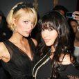 Kim Kardashian et Paris Hilton, à l'époque où elles étaient BFF.