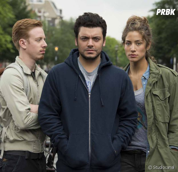 Kev Adams dans le film Gangsterdam