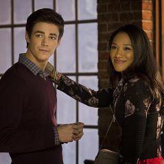 The Flash saison 2: Barry et Iris bientôt en couple ? Candice Patton n'est pas pressée !