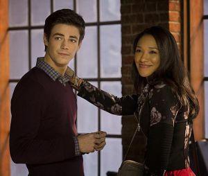 The Flash saison 2 : Candice Patton parle de la relation Barry/Iris en interview pour PureBreak