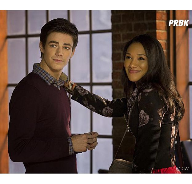 The Flash saison 2 : Candice Patton parle de la relation Barry/Iris en interview pour PureBreak