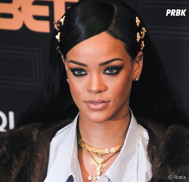 Rihanna a rendu hommage aux victimes de l'attentat de Nice.