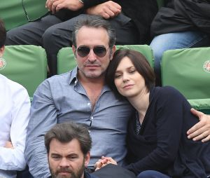 Jean Dujardin et Nathalie Péchalat vivent le grand amour