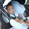 Saint West, le fils de Kim Kardashian, est adorable.