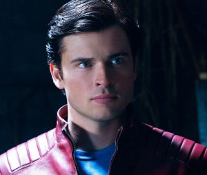 Tom Welling en Clark Kent dans Smallville