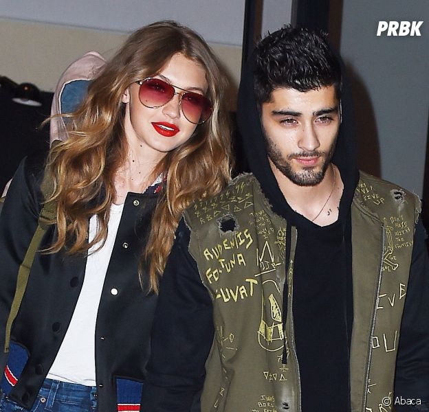 zayn malik et gigi hadid le couple emm nage ensemble purebreak. Black Bedroom Furniture Sets. Home Design Ideas