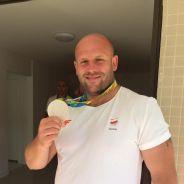 JO 2016 : un champion met sa médaille aux enchères pour sauver un enfant