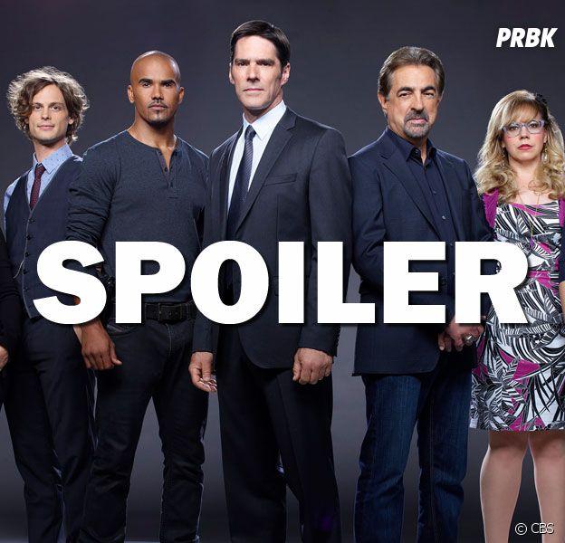 Esprits Criminels saison 12 : première photo officielle d'Adam Rodriguez