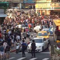 Taïwan envahi par un raz-de-marée de zombies ? Non, juste un Ronflex apparu dans Pokémon GO