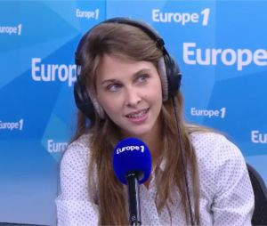 Ophélie Meunier dans Le Grand Direct des Médias sur Europe 1 le 2 septembre 2016