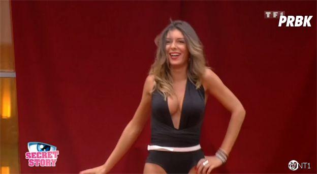 Secret Story 10 : Sarah sexy pour l'élection de Miss Secret 2016