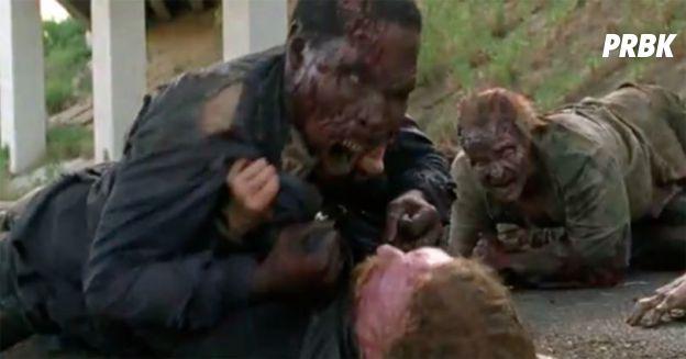 The Walking Dead saison 7 : Abraham sauvé ?