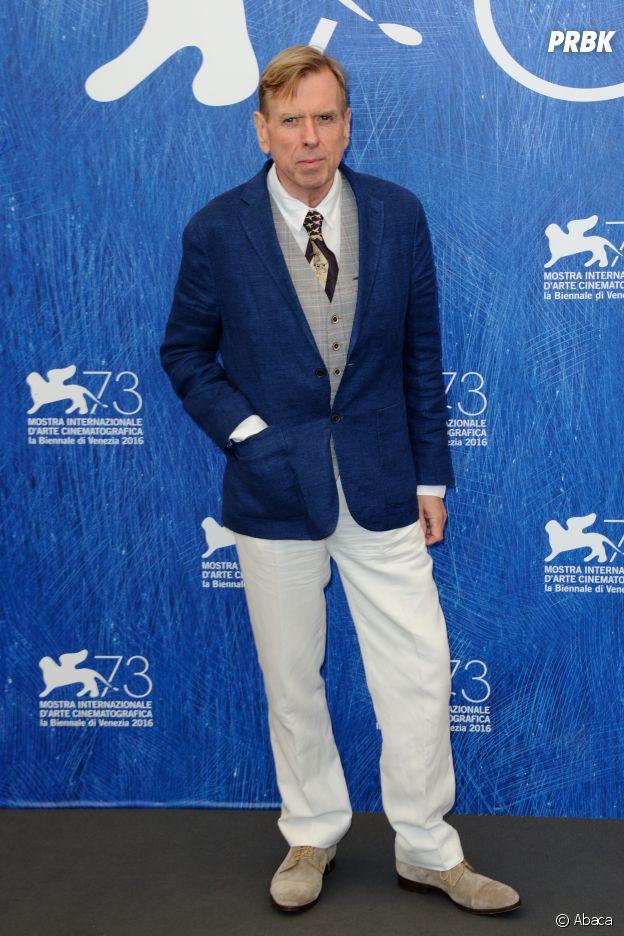 Harry Potter : Timothy Spall, alias Peter Pettigrow, amaigri et méconnaissable au Festival de Venise !