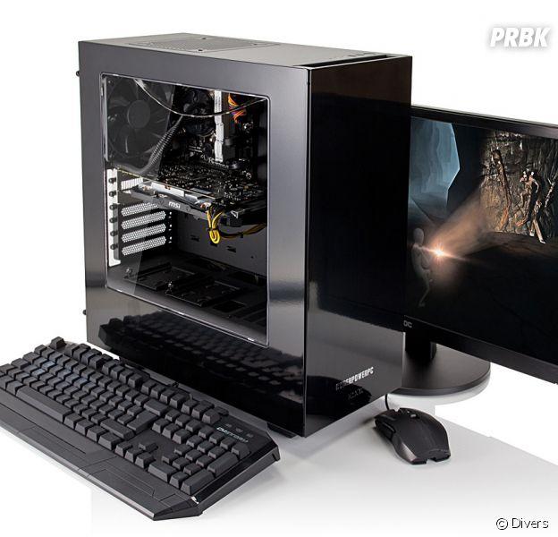 C'est le PC que veut concurrencer la PS4 Pro.