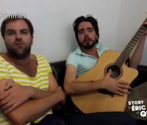Eric et Quentin reviennent sur l'actualité avec leur propre story Snapchat !