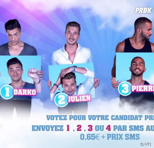 Darko (Secret Story 10), Pierre, Julien et Thomas : quel candidat sera éliminé lors du prime ?