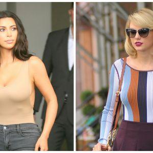 Taylor Swift : et maintenant, Kim Kardashian se dit fan de sa musique 🤔